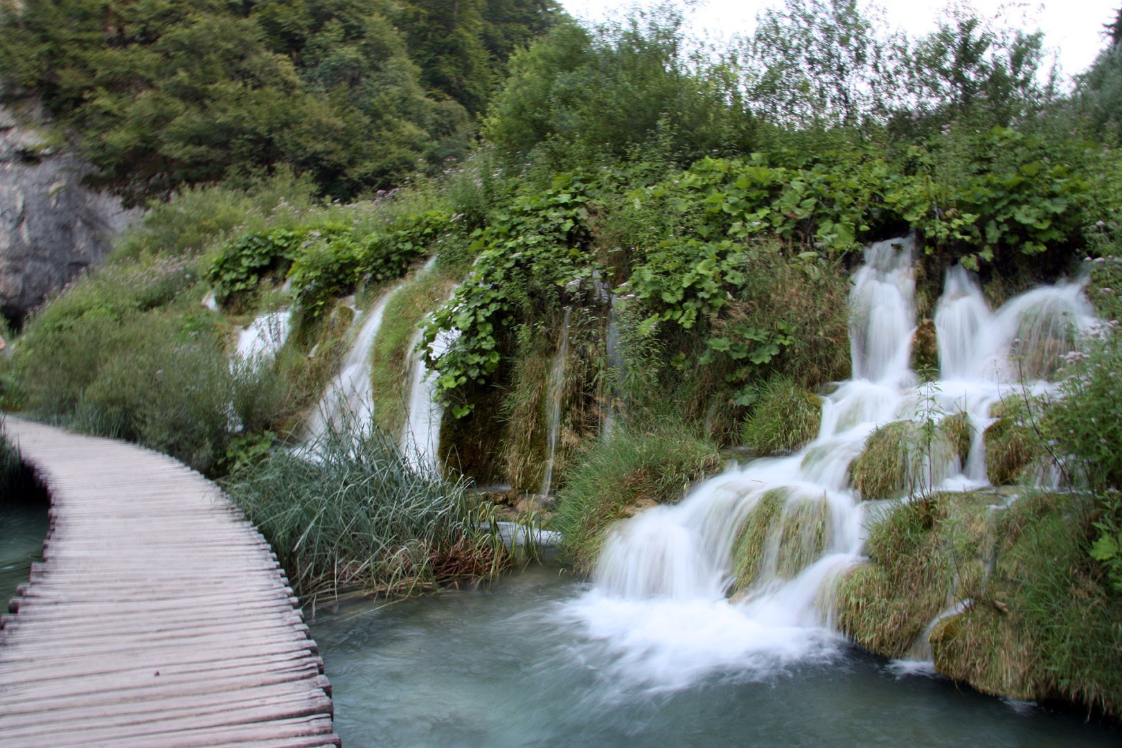 Plitvice Lakes - Waterfalls