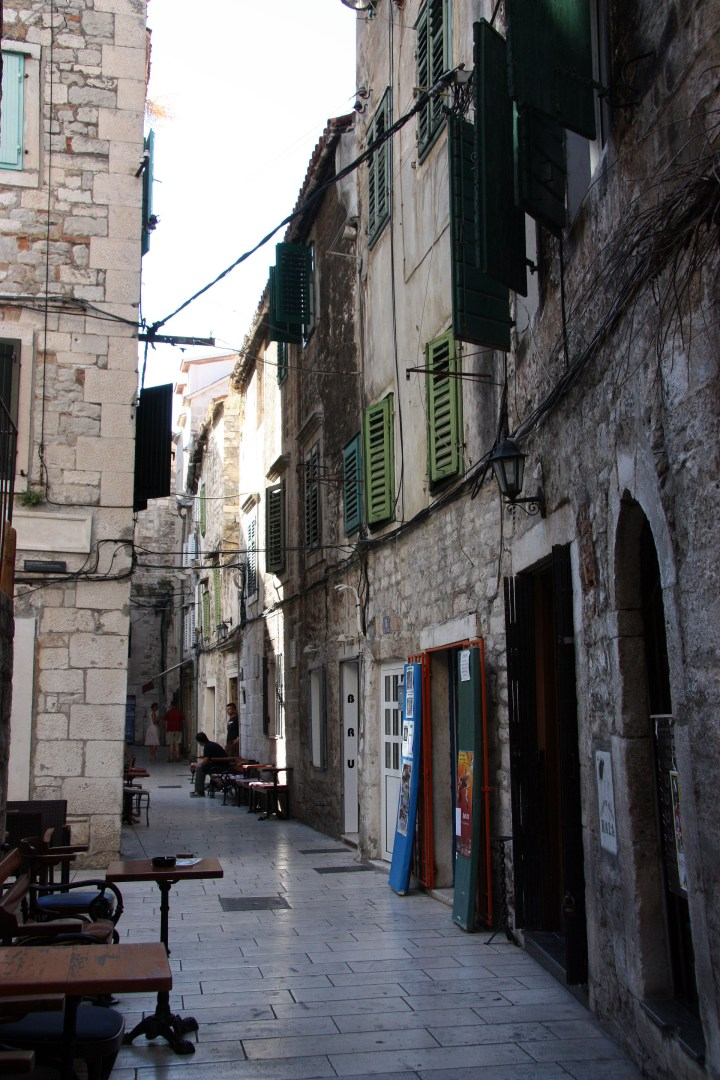 Diocletian\'s Palace - Back Streets