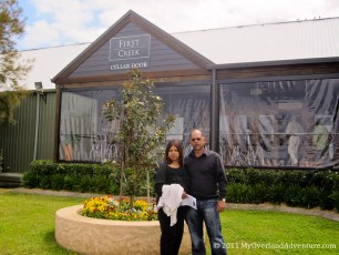 Wine Tasting in the Hunter Valley
