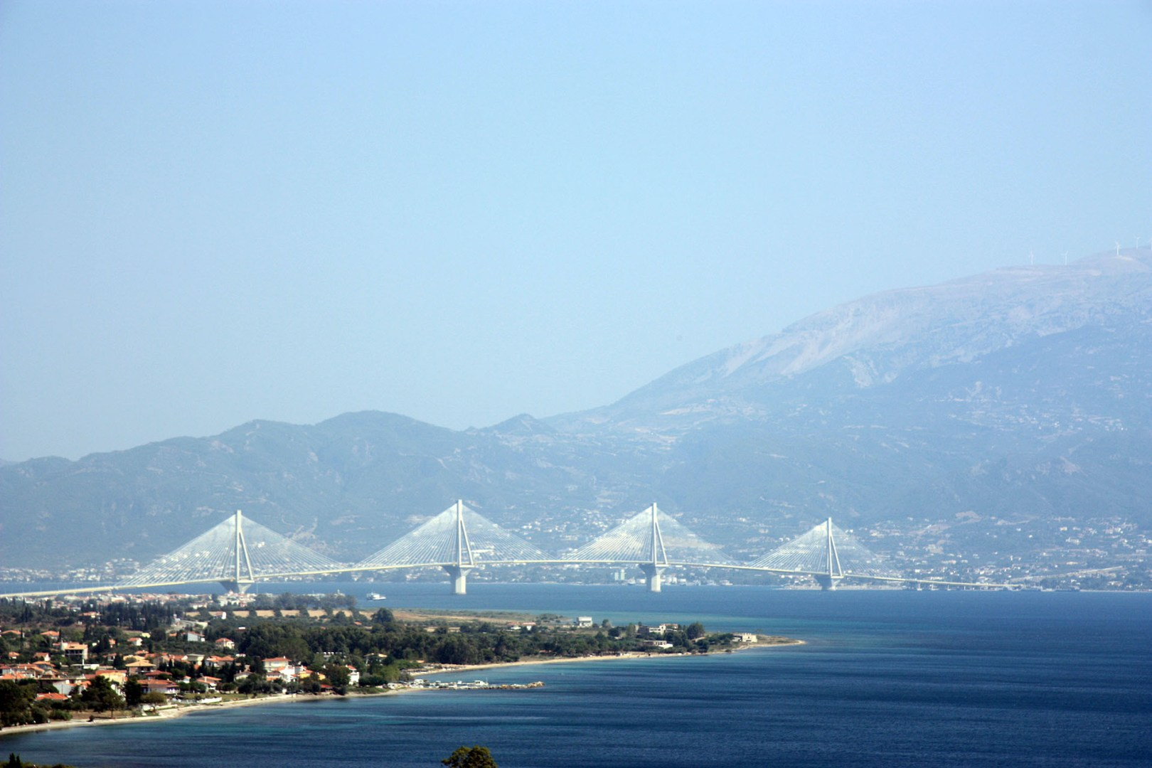 Bridge to Peloponnese