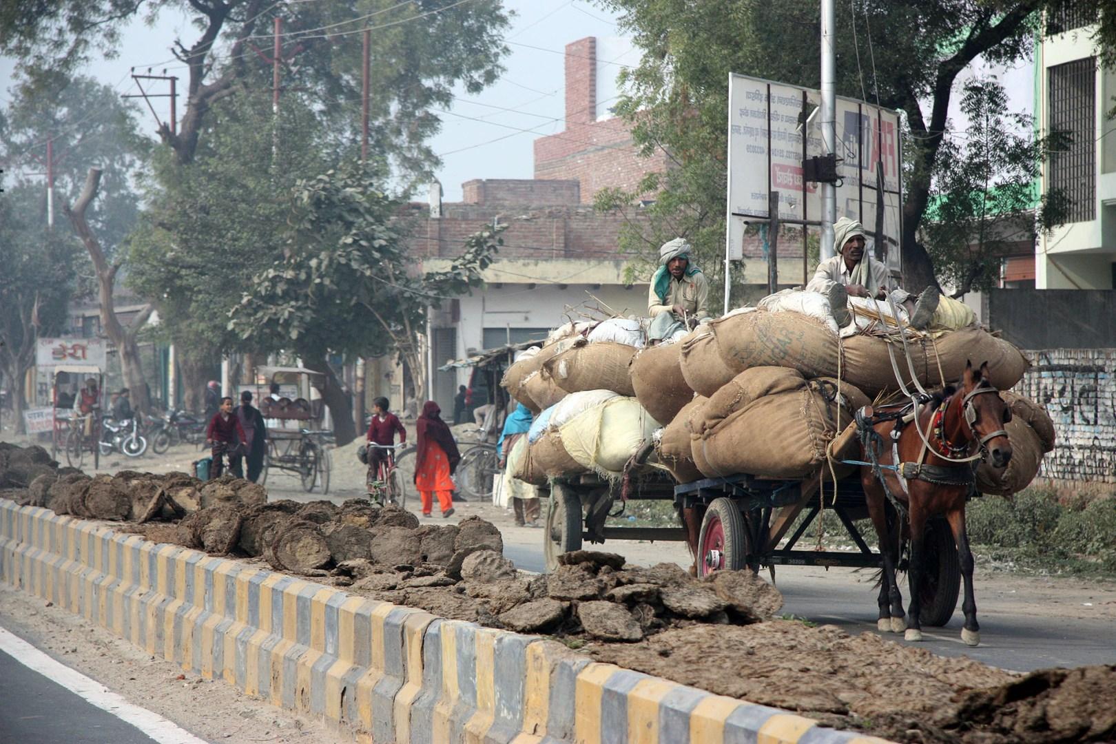 Road to Pushkar
