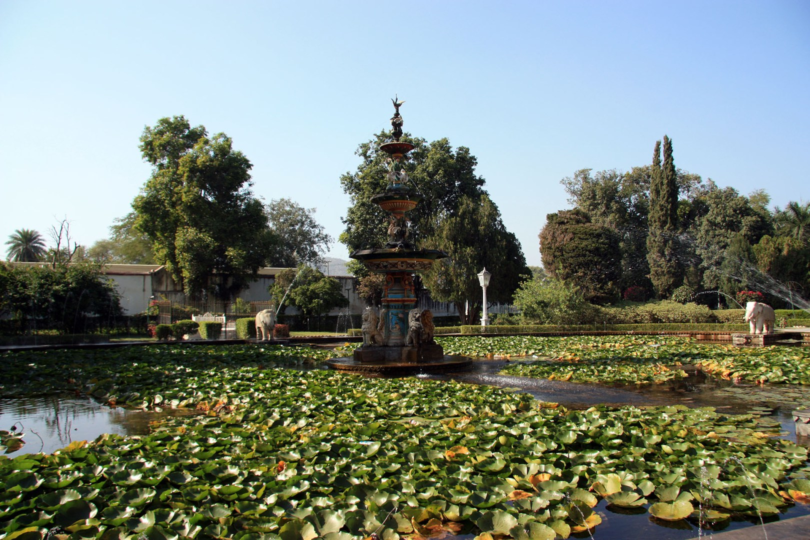 Udaipur gardens