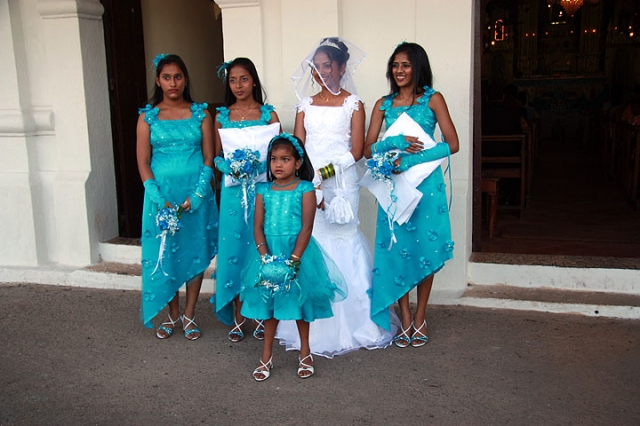 Wedding - Bride & Bridemaids
