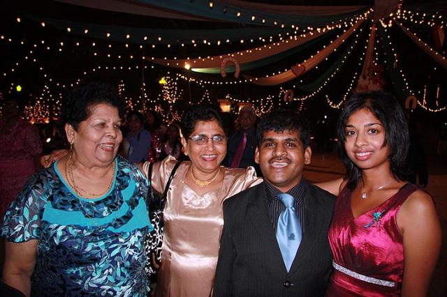 Nan (Rose), Fatima, Adonis, Nicole