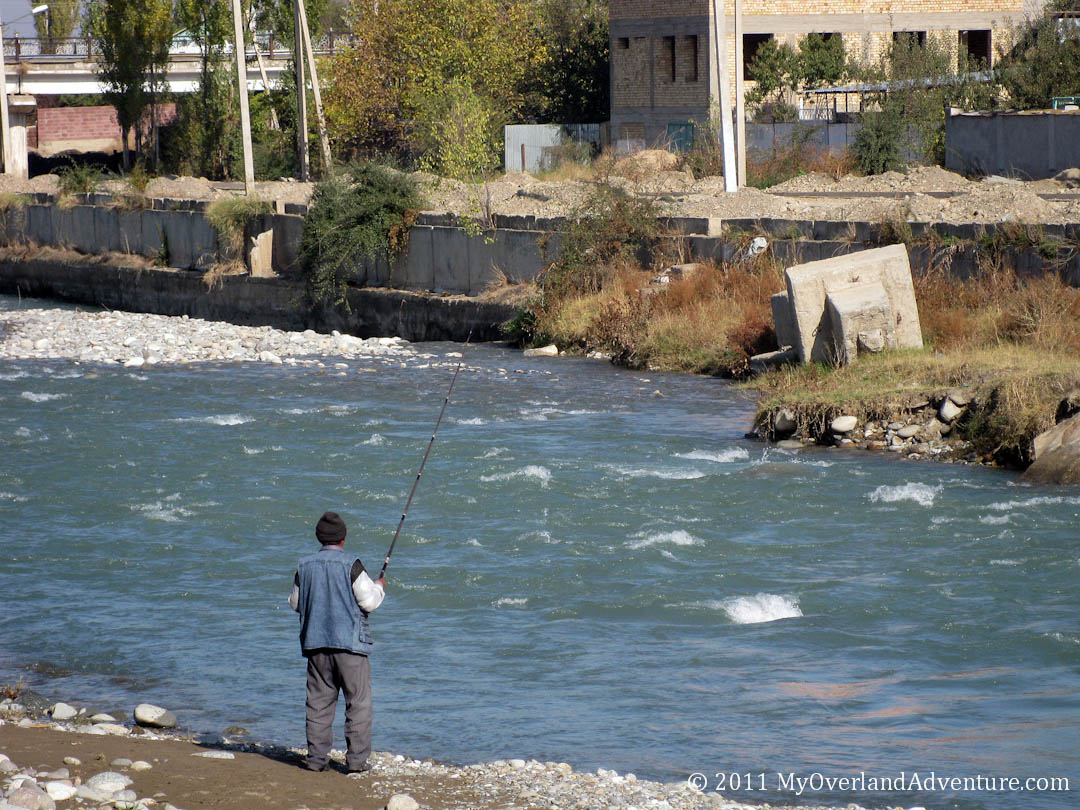 Fisherman Osh