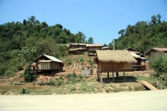 Basic Homes - Northern Laos