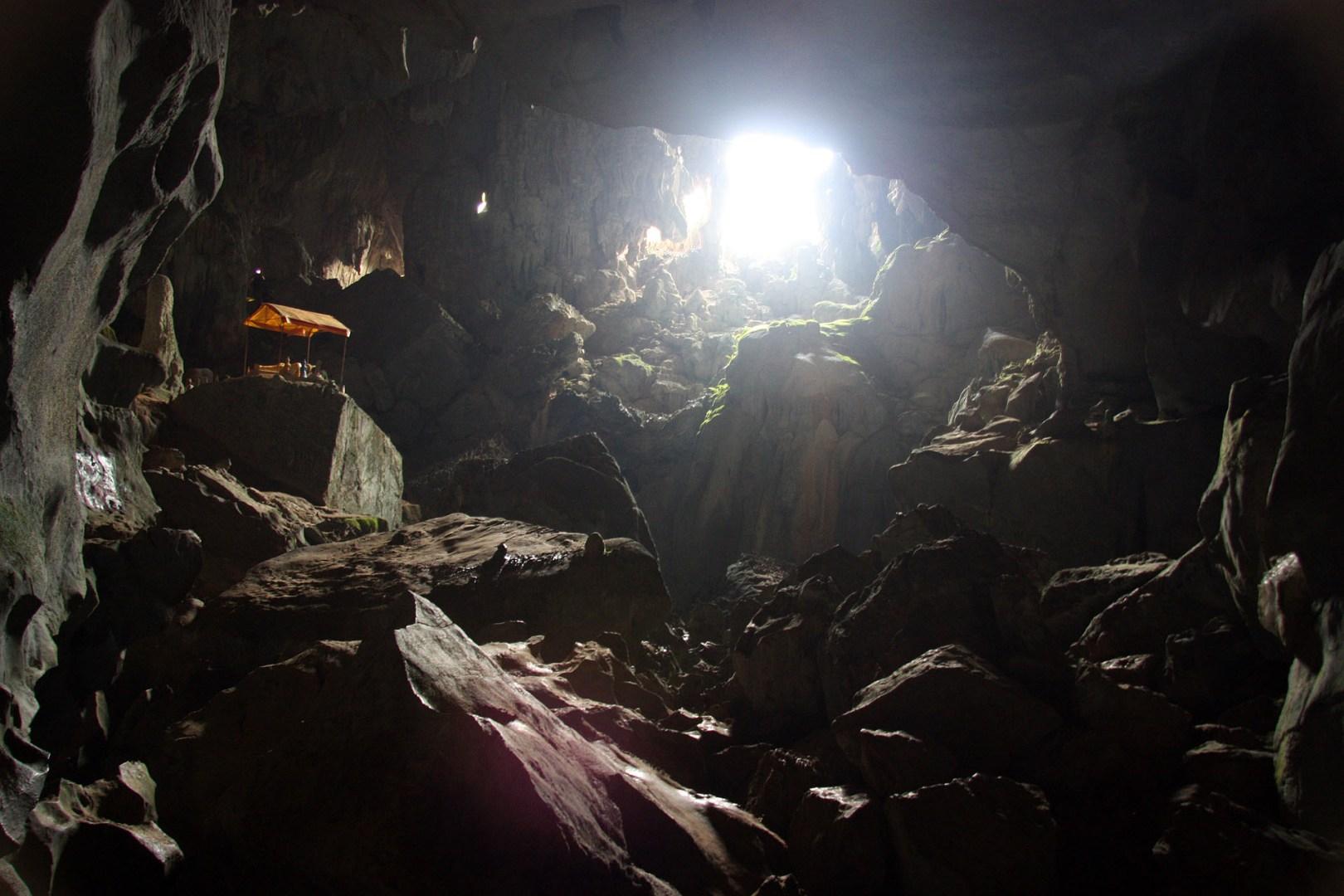 Cave - Vang Vieng