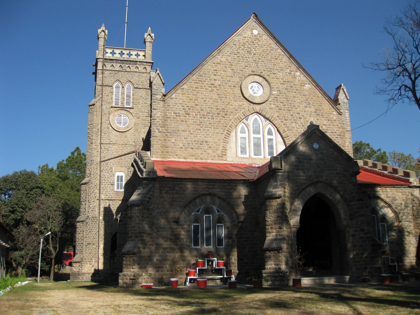 Church - Lawrence College - Murree