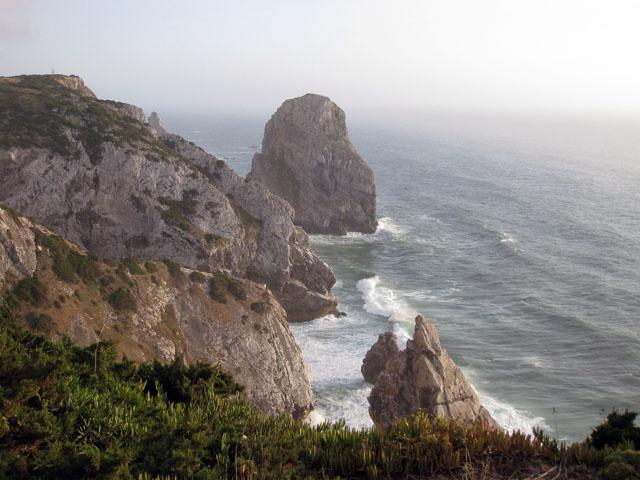 Praia de adraga - Cifftop