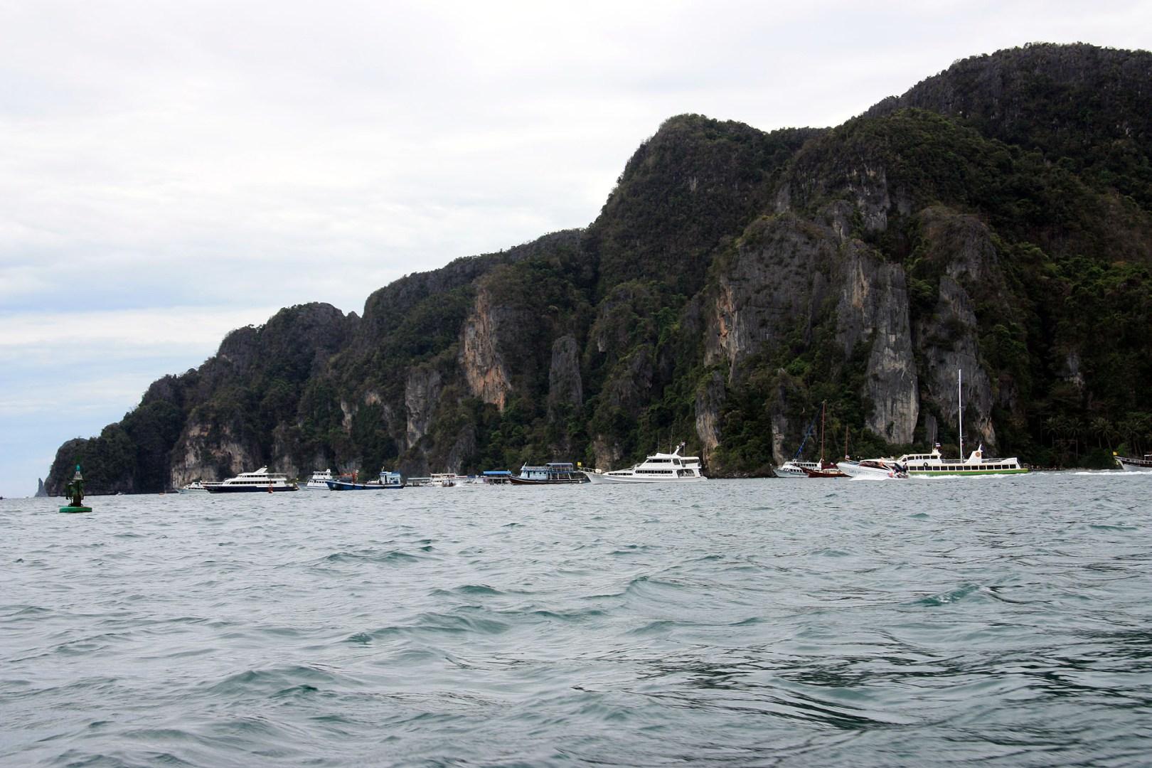 Boat trip-Ko Phi Phi