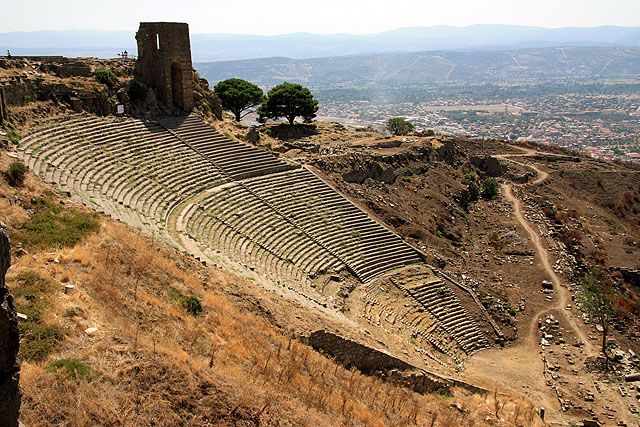 Acropolis - Amphitheatre