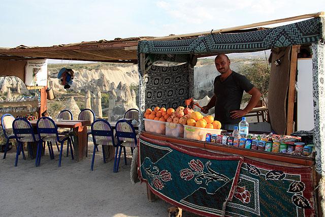 Mustafa - Resturant Owner