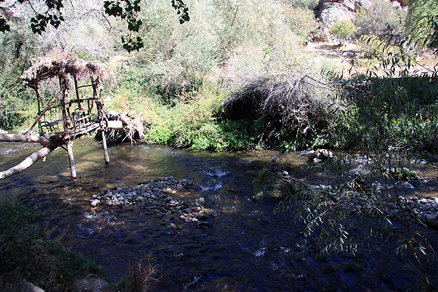 Ilhara river
