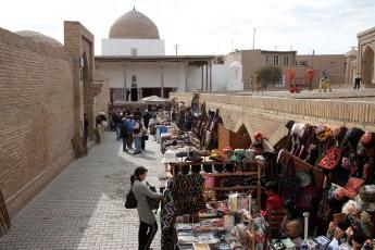 Market-Khiva