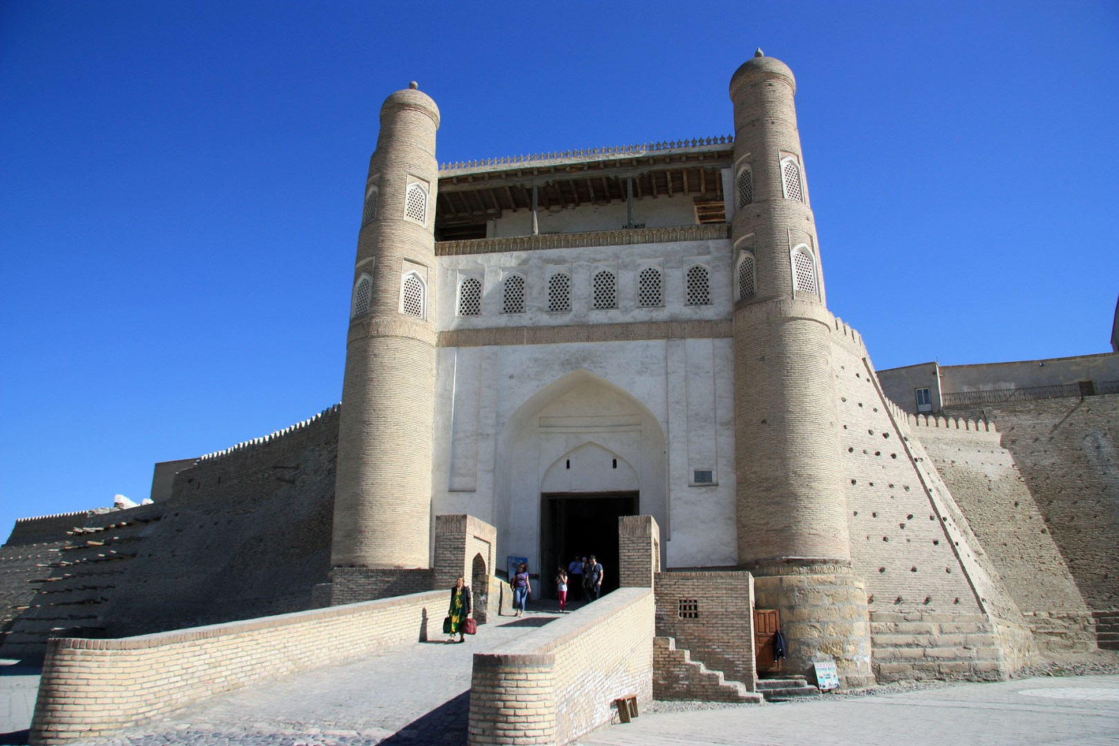 The Ark-Bukhara