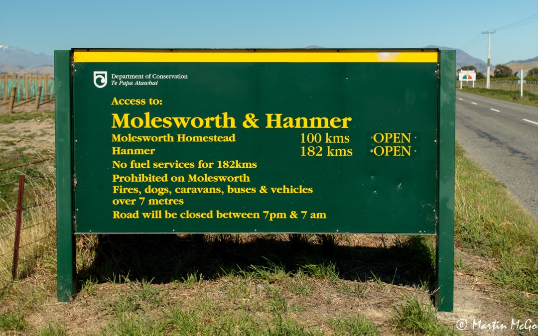New Zealand- Molesworth Station