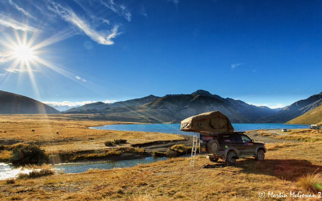 New Zealand – The Rainbow Road