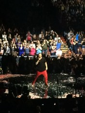 Donnie D of NKOTB