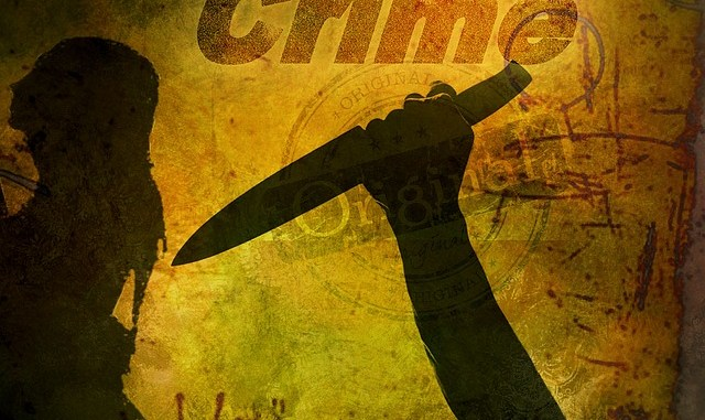 Knife crime and criminals