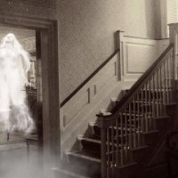 Haunted by the 'poltergeist' of the previous tenant