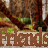 The importance of Friends and Neighbours and what the 'Bible' says about them