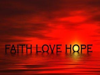 faith, love hope