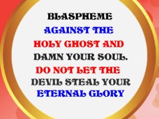 Blaspheme 97068563491