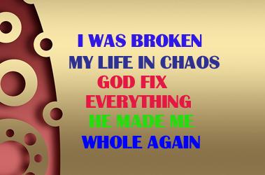 Broken 93462542192074