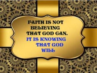 Faith 1 907821673549
