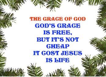 God's Grace 7098452367129