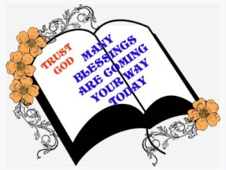 Trust God 709685342187