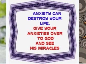 Anxieties 709281642530753