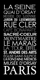 Names of monuments in Paris