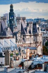 paris roofs