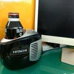 日立ハイコーキUL1810DA:ホット&コールド~ホットな缶コーヒーを仕事しながら快適に飲みたい