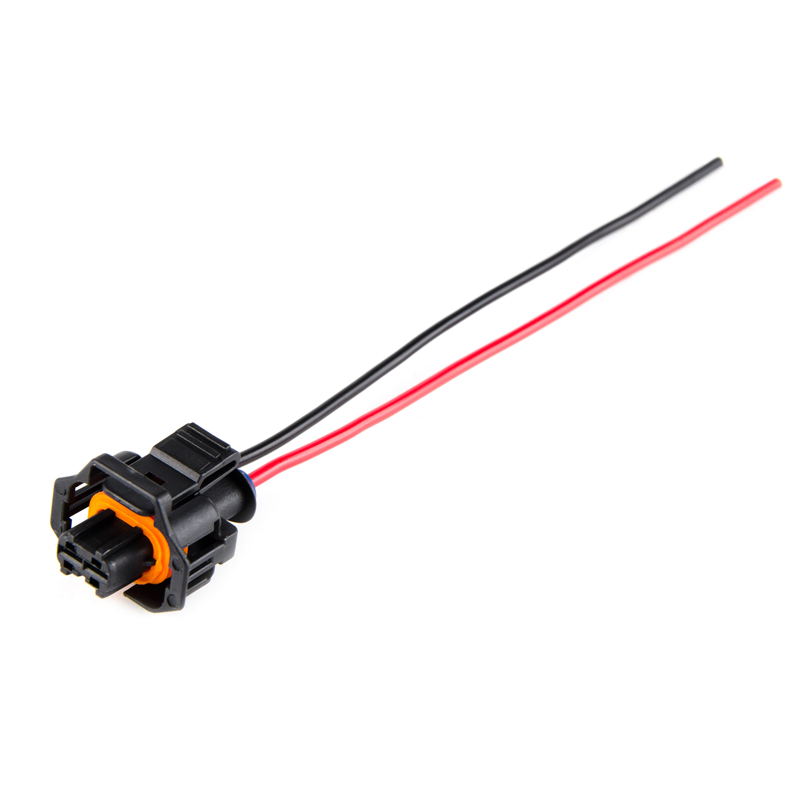 Sel Fuel Injector Wiring Loom Amp Plug Connector For