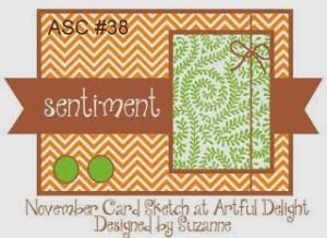 AD November Card Sketch
