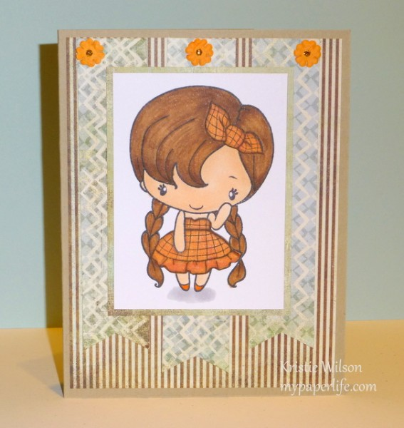 Card 6 - Do Si Do Anya