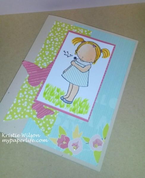 Card 1 - MFT PI Make a Wish sparkle