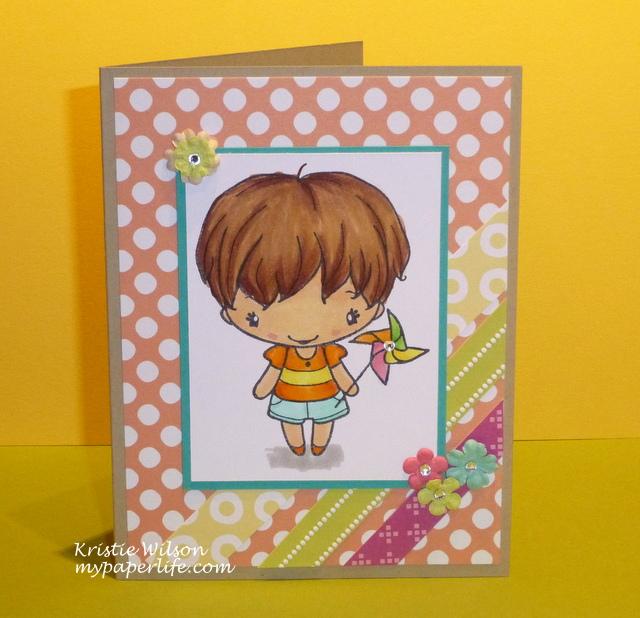 Card 11 - TGF Twirl Anya
