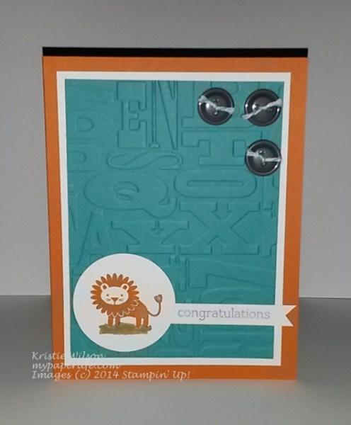 2014 Card 120 - SU Zoo Babies