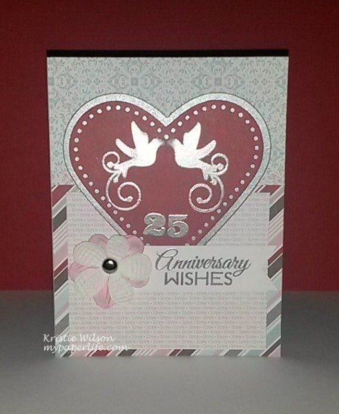 2014 Card 121 - Silver Anniversary