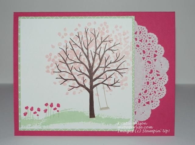 2015 Card 33 - SU Sheltering Tree