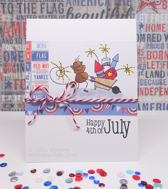 2015 Card 53 - Stampendous Changito Fireworks-001
