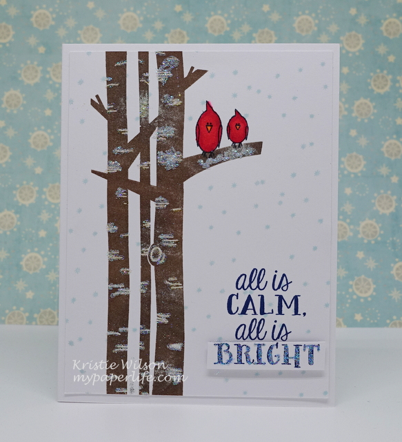 2015 Card 76 - Avery Elle Let It Snow-001