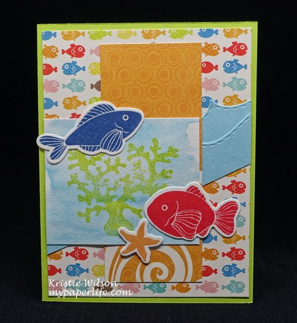 2015 Card 85 - MFT LJD Sea Life