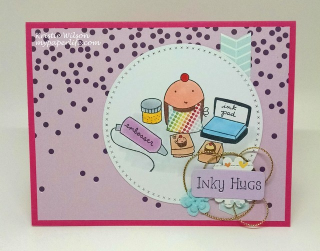 2015 Card 103 - Taylored Expressions Crafty Cuppie