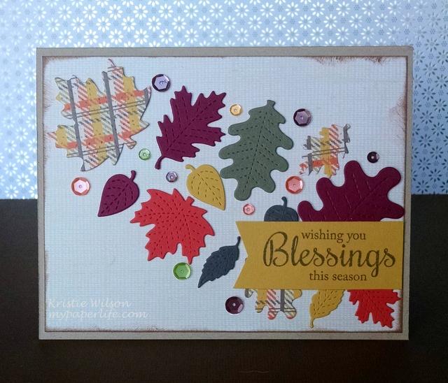 2015 Card 110 - MFT LJD Fall Foliage