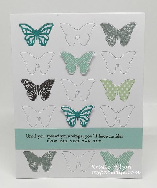 2016 Card 24 - PTI Bitty Butterflies