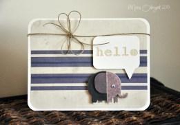 Elephant Hello